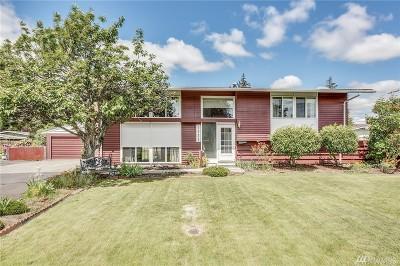 Tacoma Single Family Home For Sale: 1111 141st St E