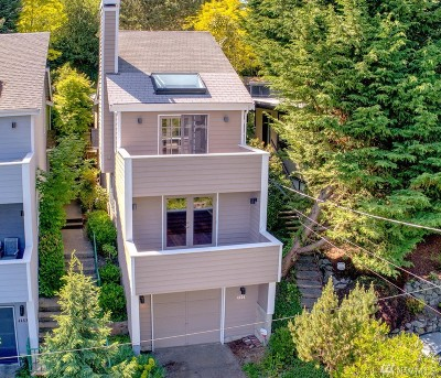 Seattle Single Family Home For Sale: 4454 51st Ave SW