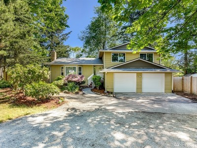 Maple Valley Single Family Home For Sale: 27152 213th Place SE