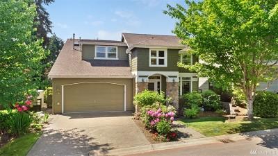 Renton Single Family Home For Sale: 4507 NE 5th St