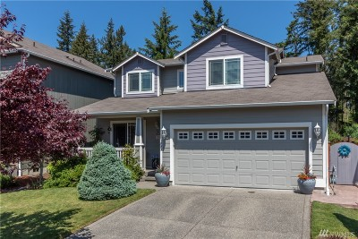 Graham WA Single Family Home For Sale: $349,950