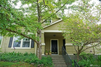 Dupont Single Family Home For Sale: 1461 Montgomery St