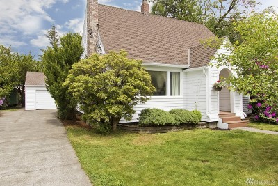 Enumclaw Single Family Home For Sale: 1925 Wilson Ave