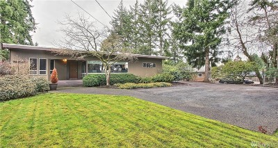 Puyallup Single Family Home For Sale: 9722 Canyon Rd E
