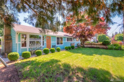 Monroe Single Family Home For Sale: 676 Park Lane