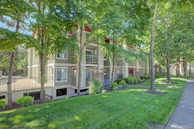 Kenmore Condo/Townhouse For Sale: 7711 NE 175th St #C107