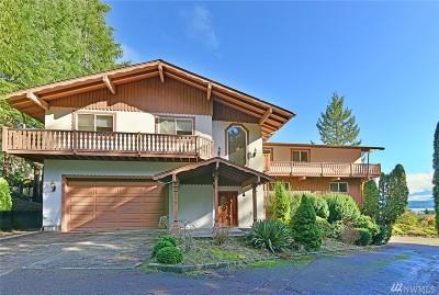 Brinnon Single Family Home For Sale: 250 Rhododendron Lane