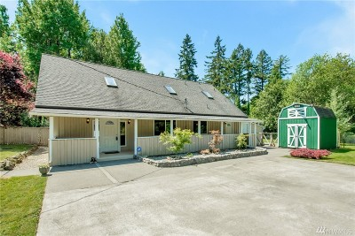 Gig Harbor Single Family Home For Sale: 1720 Point Fosdick Dr NW
