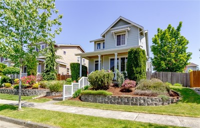 Maple Valley Single Family Home For Sale: 24718 232nd Place SE