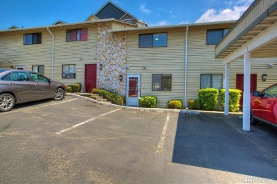 Federal Way Condo/Townhouse For Sale: 1040 S 320th St #28