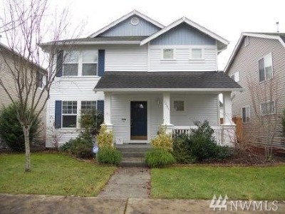 Dupont Single Family Home For Sale: 1267 Hudson St