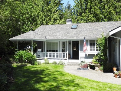 Port Ludlow WA Single Family Home For Sale: $319,500