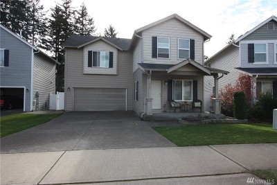 Dupont Single Family Home For Sale: 1335 Sinclair Dr