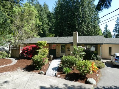 Mount Vernon Single Family Home For Sale: 3448 N Woodland Drive