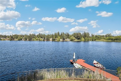 Thurston County Single Family Home For Sale: 5634 Pattison Lake Dr SE
