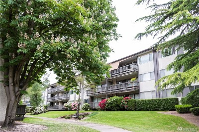 Condo/Townhouse For Sale: 2500 81st Ave SE #327