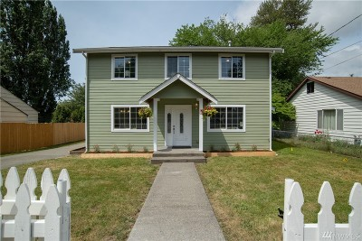 SeaTac Single Family Home For Sale: 16847 35th Ave S