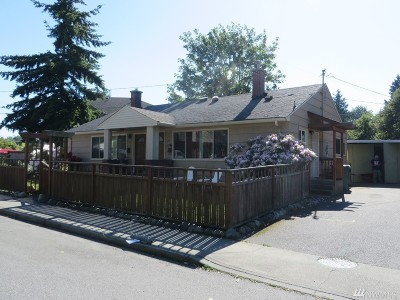 Seattle Multi Family Home For Sale: 440 NW 100th Place