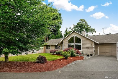 Newcastle Single Family Home For Sale: 11533 SE 85th Lane
