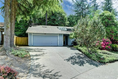 Kirkland Single Family Home For Sale: 12845 NE 109th Place