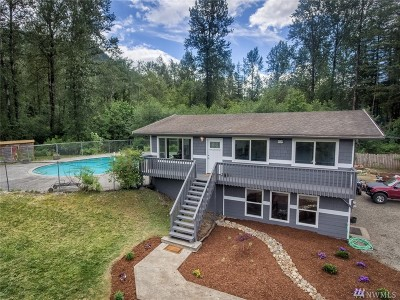 Maple Falls Single Family Home Sold: 8030 Kendall Rd