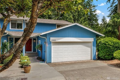 Auburn Single Family Home For Sale: 2863 Forest Ridge Dr SE