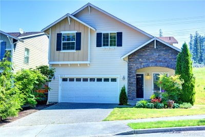 Marysville Single Family Home For Sale: 8013 87th Place NE