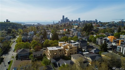 Seattle Single Family Home For Sale: 816 25th Ave S #6