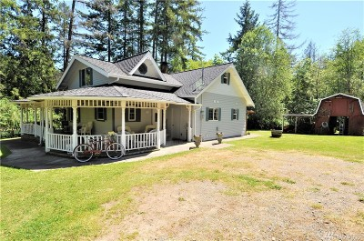 Longbranch WA Single Family Home For Sale: $495,000