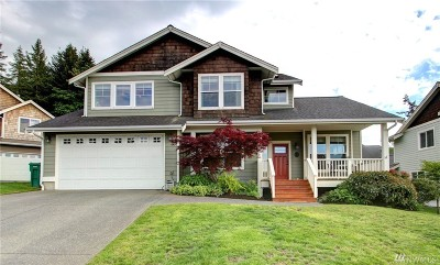 Anacortes Single Family Home For Sale: 3927 W 12th St