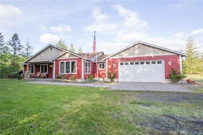 Eatonville Single Family Home For Sale: 2602 438th St E