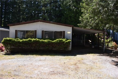 Bellingham Mobile Home For Sale: 4915 Samish Wy #75