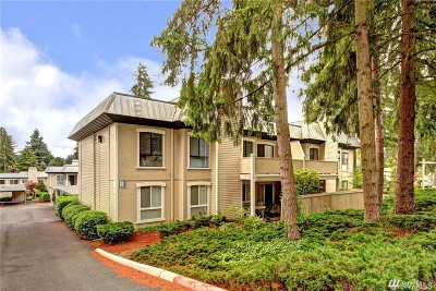 Condo/Townhouse Sold: 1620 103rd Ave NE #R8
