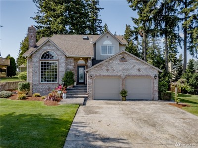 Lake Tapps WA Single Family Home For Sale: $630,000