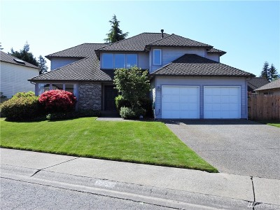 Federal Way Single Family Home For Sale: 2655 SW 343rd St