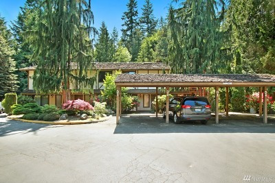 Bothell Condo/Townhouse For Sale: 16528 23rd Ave SE #D2