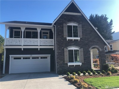 North Bend WA Single Family Home For Sale: $854,995