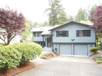 Pierce County Single Family Home For Sale: 18620 McGhee Dr E