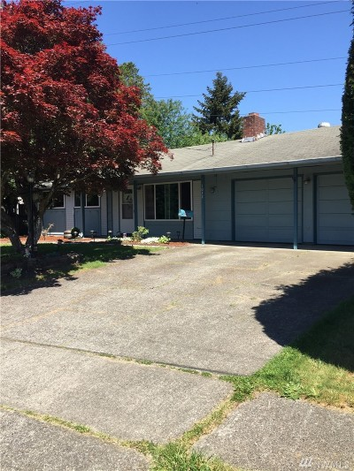Renton Single Family Home For Sale: 1032 Redmond Ave NE