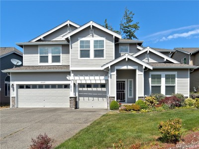 Lynnwood Single Family Home For Sale: 16517 43rd Ave W