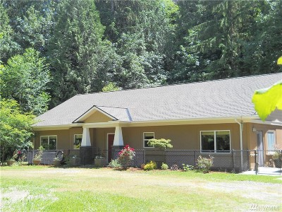 Gig Harbor Single Family Home For Sale: 12408 State Route 302 KPN