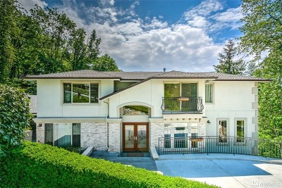 Bothell Single Family Home For Sale: 17429 102nd Ave NE