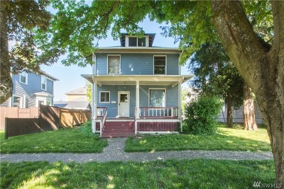 Single Family Home For Sale: 807 N Pine St