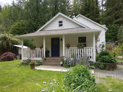 North Bend, Snoqualmie Single Family Home For Sale: 9425 384th Ave SE