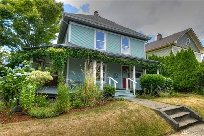Thurston County Single Family Home For Sale: 109 18th Ave SW
