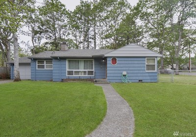 Lakewood Single Family Home For Sale: 8804 59th Ave SW