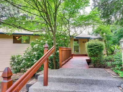 Issaquah Single Family Home For Sale: 705 Idylwood Dr SW