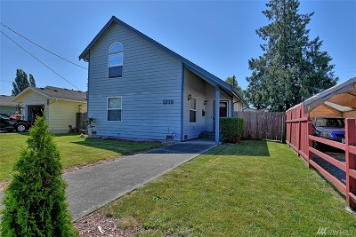 Marysville Single Family Home For Sale: 1918 9th St