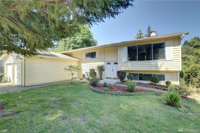 Renton Single Family Home For Sale: 13106 SE 187th Ct