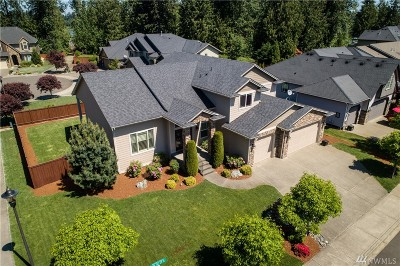 Pierce County Single Family Home For Sale: 21303 61st St Ct E